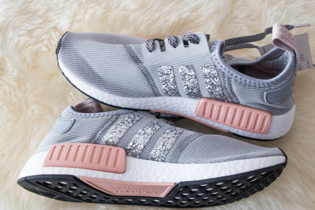 Adidas NMD Glitter Shoes – 40$